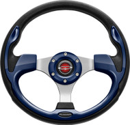 """Pilot 13"""" Color Matched Steering Wheel Navy"""