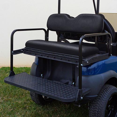 RHOX 400 Series Rhino Seat Kit, Black, Club Car Precedent