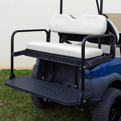 RHOX 400 Series Rhino Seat Kit, White, Club Car Precedent