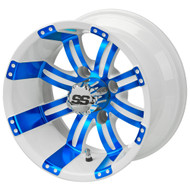 LSC Casino SS 12X7 White/Blue 3:4 Offset