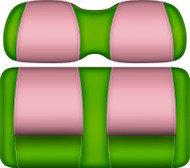 DoubleTake Tropical Edition Seat Cushion Assembly Lime-Pink