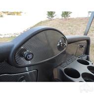 Deluxe Dash RXV Fleet Dash Cover Plate Carbon Fiber