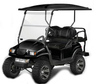 Doubletake Precedent Complete Black Golf Cart Refurbish Kit Phantom in Gloss Black