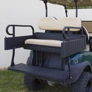 RHINO 900 Series Rear Seat/Cargo Box Kit for Club Car Precedent Beige