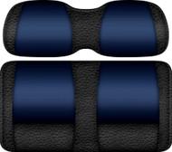 Veranda Edition Golf Cart Seat Black-Navy