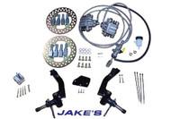 Front Hydraulic Brake System Club Car DS 81-04.5