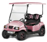 Doubletake Club Car Precedent Phantom Style Deluxe Two Seat Golf Cart Upgrade Kit