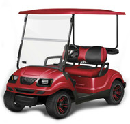 Doubletake Yamaha Drive G29 Vortex Deluxe Two Seat Golf Cart Upgrade Kit