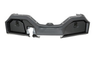 Yamaha Drive2 Carbon Fiber Dash Cover with locking Doors (Years 2017-Up)