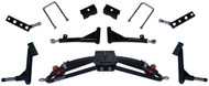 "Jake's Double A-arm lift kit (6"" lift). Accepts up to 25x10.5-12 tire. Club Car G&E Precedent"