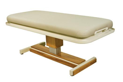 stationary vs portable massage table