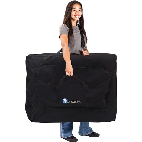 EarthLite Basic Carrying Case - in use