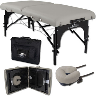 Stronglite Premier Portable Massage Table-package 1