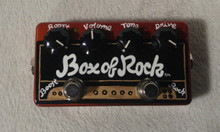 ZVEX BOX OF ROCK HAND PAINTED