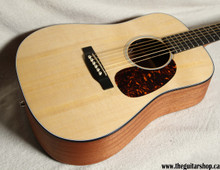 MARTIN D-JR-E  DREADNOUGHT JUNIOR WITH PICKUP