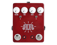 RUBY RED (Butch Walker Signature 2-in-1 Overdrive/Fuzz/Boost)
