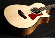 TAYLOR 412CE 12 FRET LTD FIGURED OVANGKOL