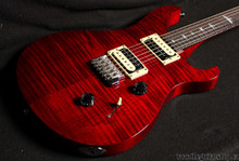PRS SE CUSTOM 24 SCARLET RED