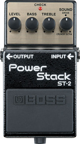 BOSS ST-2 POWER STACK DISTORTION
