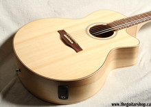 SEAGULL NATURAL ELEMENTS CW MINI-JUMBO SG HEART OF WILD CHERRY T35