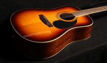 SEGOVIA ACOUSTIC SUNBURST