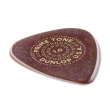 Dunlop Primetone Standard 1.0mm Sculpted Pick (Smooth) - 3 Pack