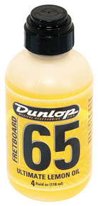 Dunlop 6554 Ultimate Lemon Oil, 4 oz.