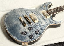 PRS MCCARTY 594 TGS EDITION MINI BUCKER SN 243377 FADED WHALE BLUE