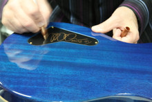 PAUL REED SMITH AT TGS: WITH ALL THE GUESTS