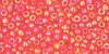 Toho Beads 11/0 Round #376 Transparent Rainbow Light Siam Ruby 250g