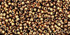 Toho Seed Beads 15/0 Rounds Bronze