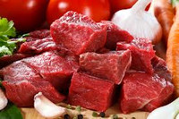 Bison Stew Meat - 5 lbs.