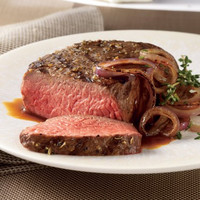 Buffalo Top Sirloin Steak  6lbs @ 50% off!