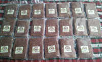 Organic Pastured Ground Bison -Wholesale 100 pack save $400! ($4.00/lb off!)