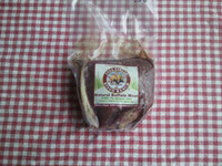 Organic Pastured Buffalo Top Sirloin Steak - 5 pack
