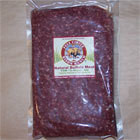 Organic Pastured Bison Steakburger - 50 pack-  Save $150! ($3 off per lb)