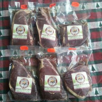 Organic Pastured Traditional Buffalo Steak Sampler