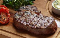 Jumbo Bison Ribeye Steak 5 pack