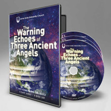 The Warning Echoes of Three Ancient Angels - Randy Roberts (November 10–24, 2012)