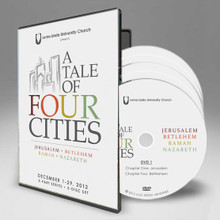 A Tale of Four Cities - Randy Roberts (December 1–29, 2012)
