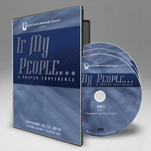 If My People Pray: A Prayer Conference - Joseph Kidder (October 12–13, 2012)