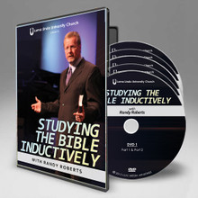 Winter Wednesdays 2012: Studying The Bible Inductively - Randy Roberts (January 11–February 8, 2012)