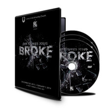The Stories Jesus Broke (Dec 28, 2013- Feb 1, 2014)