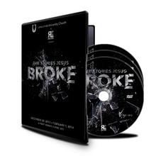 The Stories Jesus Broke (Dec 28, 2013- Feb 1, 2014)