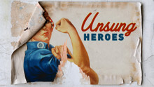 Unsung Heroes: In the Bible, what did women do? (Jan 31 - March 7, 2015)