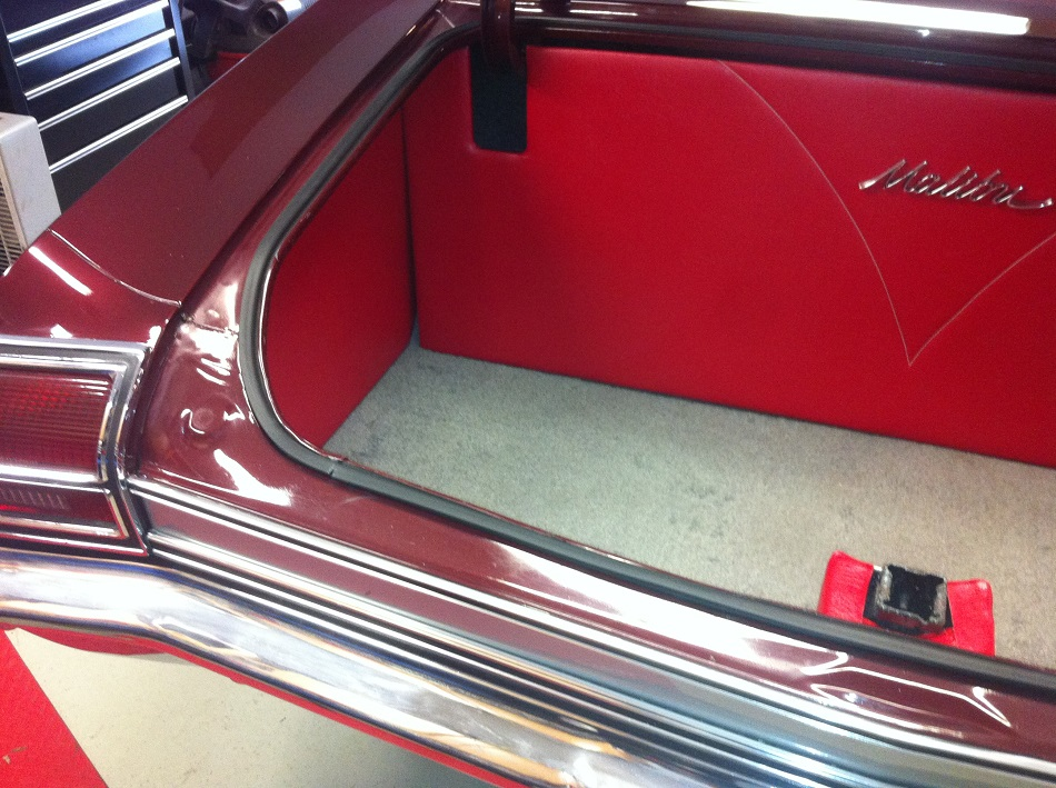 1968 69 Chevelle Trunk Panels 517 5 Custom Trunk Panels