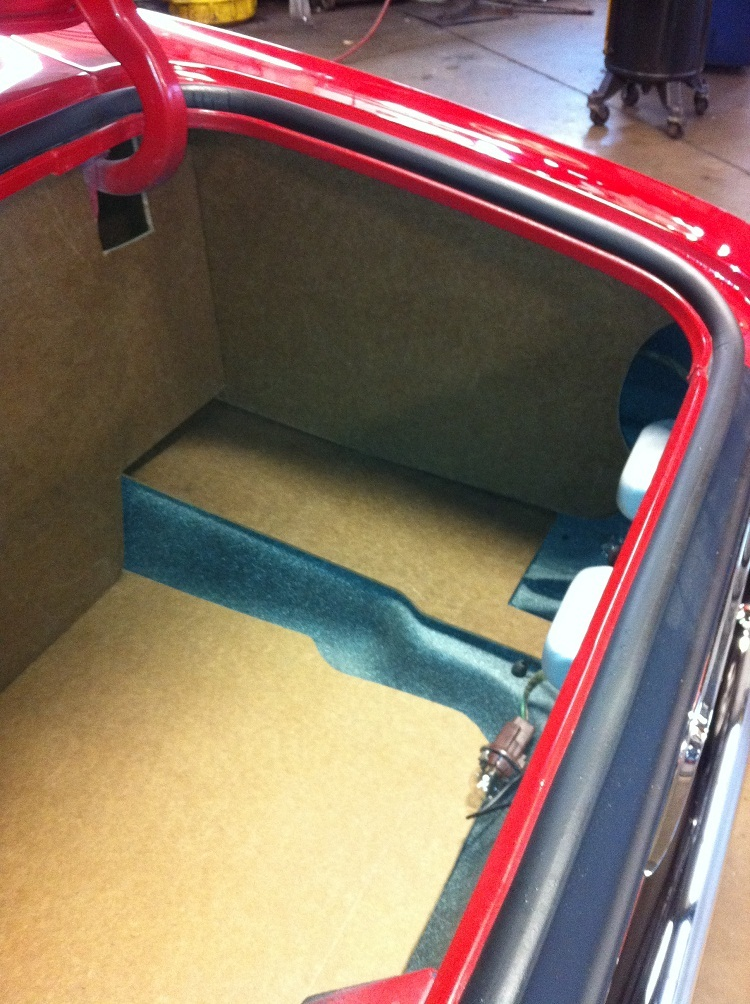 1967 68 69 Camaro Firebird 1 4 Quot Cnc Cut Hardboard 6