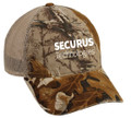 Washed Camo with Mesh Back Cap