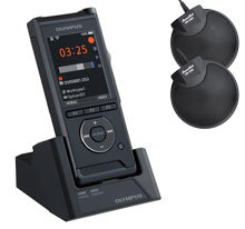 Olympus DS-9500 Conference Recording Bundle