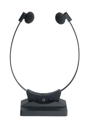 Picture of Spectra SP-300BT Wireless Transcription Headset